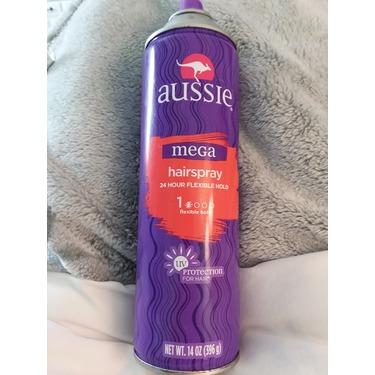 Aussie Mega Hairspray - Flexible Hold