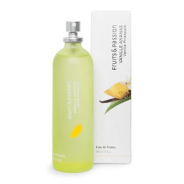 Fruits & Passion Eau De Fruits Vanilla-Pineapple Spray