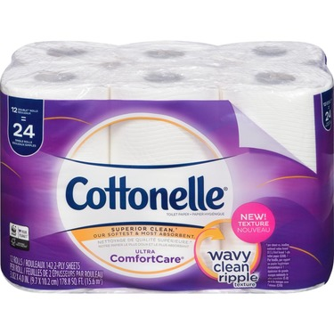 Cottonelle Ultra Bathroom Tissue