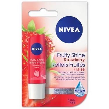 NIVEA Fruity Shine Lip Care