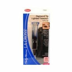 Sally Hansen La Cross Diamond Tip Lighted Tweezers