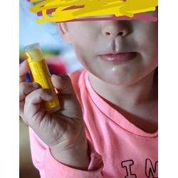 Moody Bee Vanilla & Peppermint Beeswax Lip Balm