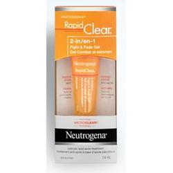Neutrogena Rapid Clear 2 in 1 Fight & Fade Gel