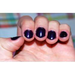 OPI Nail Lacquer in Bieber Fever