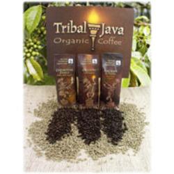 Tribal Java Max Voets Dark Roast coffee