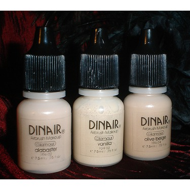 Dinair Airbrush Foundation