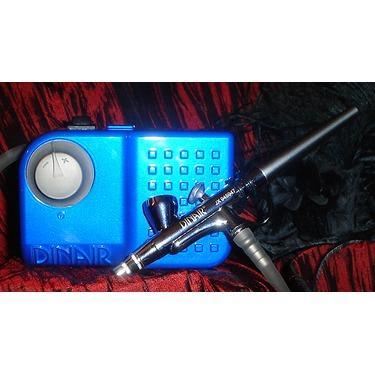Dinair Airbrush - Compressor / Stylus