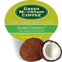 Green Mountain Island Coconut Coffee