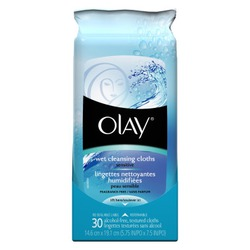 Olay Wet Cleansing Cloths