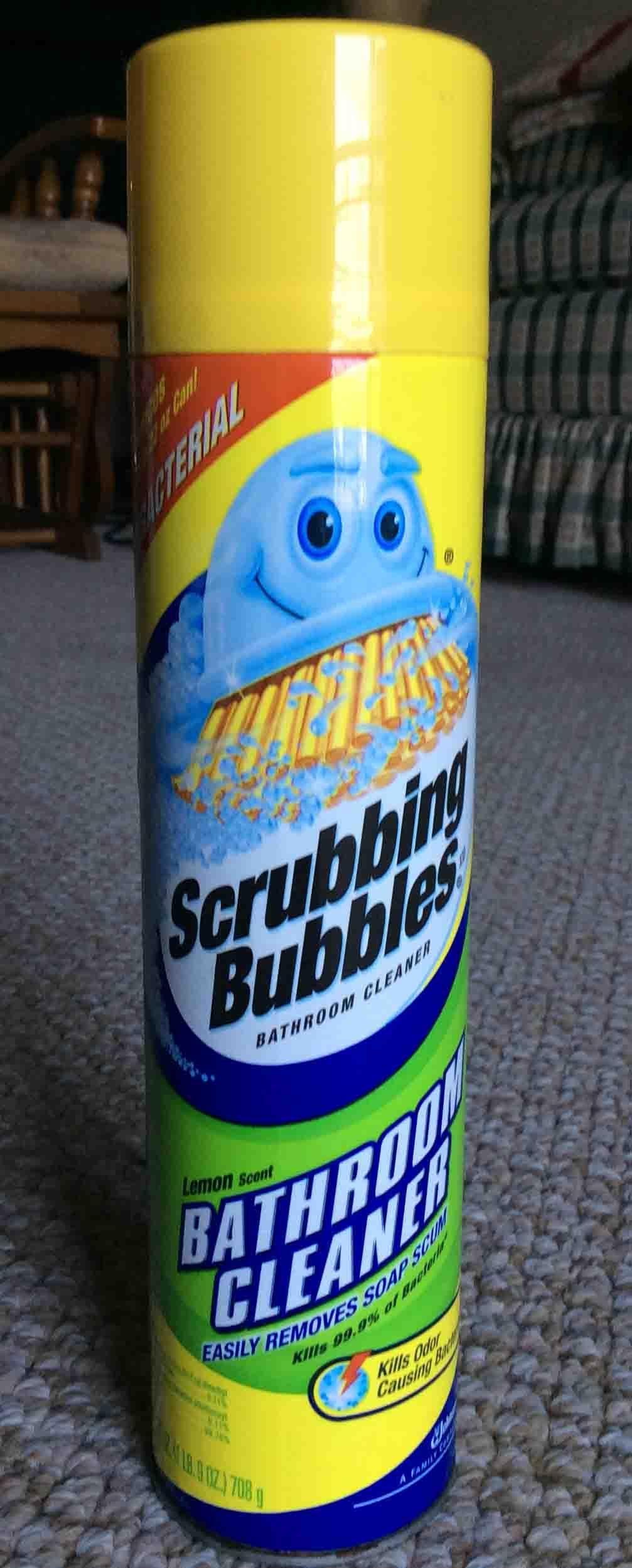 Scrubbing Bubbles Bathroom Cleaner Reviews In Bathroom