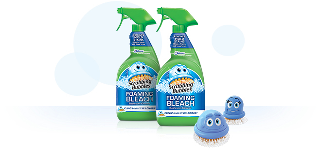 Scrubbing Bubbles Bathroom Cleaner Reviews In Bathroom Cleaning Products