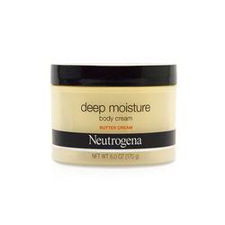 Neutrogena Deep Moisture Body Cream