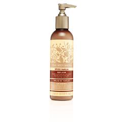 The Body Shop Spiced Vanilla Body Lotion