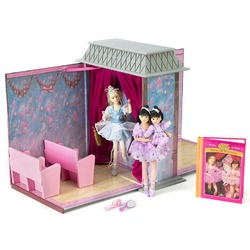 Only Hearts Club ballet theme set