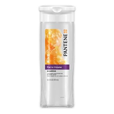 Pantene Flat to Volume Shampoo