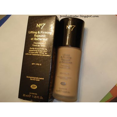 Boots No7 Lifting & Firming Foundation