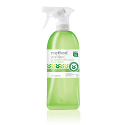 Method Antibacterial Kitchen Cleaning Spray Lemon Verbena