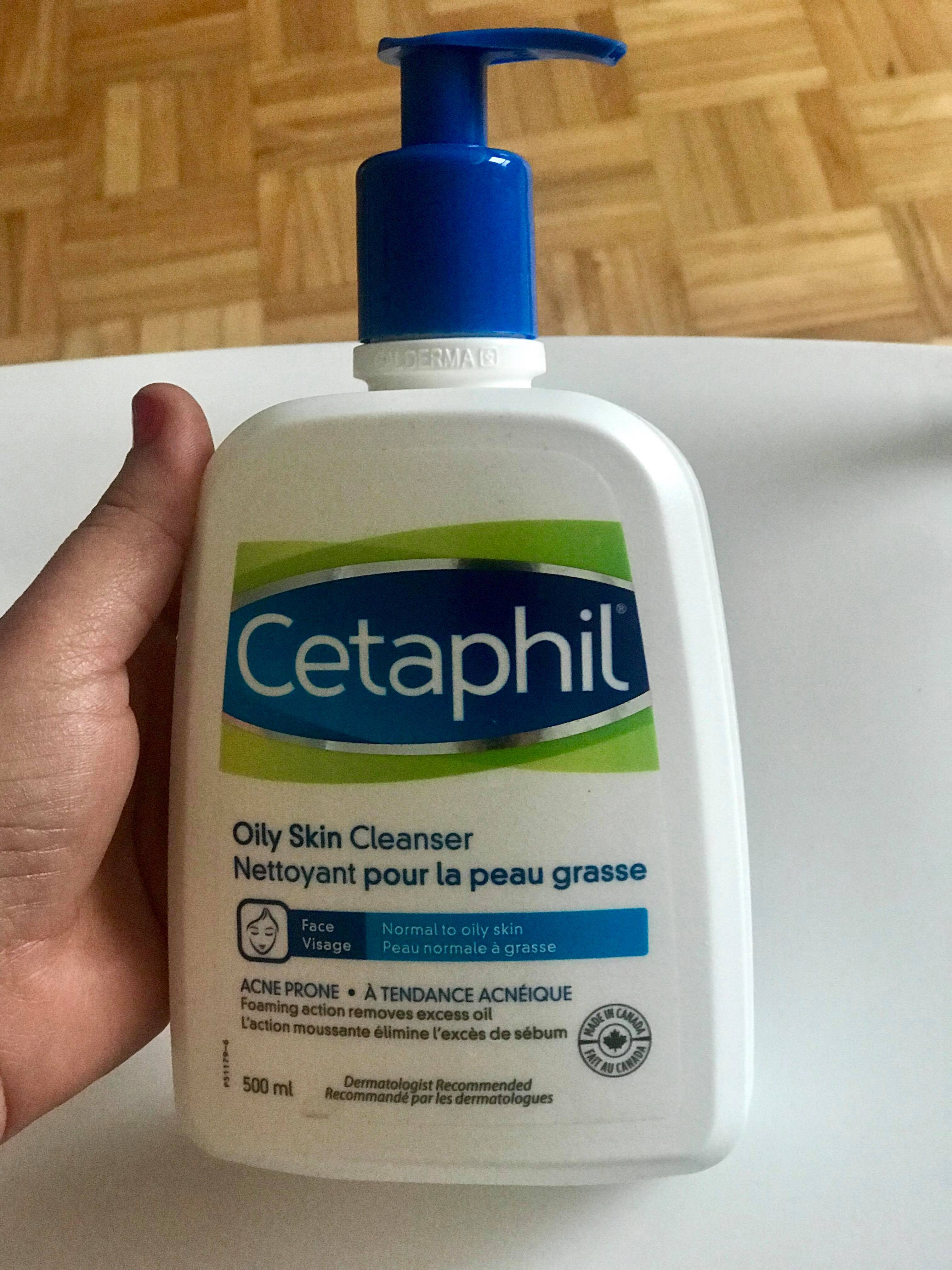 Cetaphil Oily Skin Cleanser Reviews In Face Wash Cleansers Chickadvisor Page 3