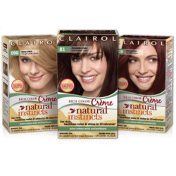 Clairol Natural Instincts Rich Color Creme