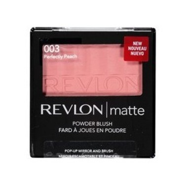 Revlon Matte Powder Blush in Perfectly Peach