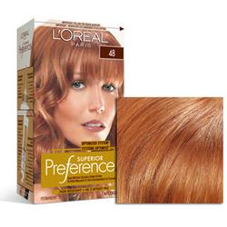 L'Oreal Superior Preference Fade-Defying Colour & Shine System