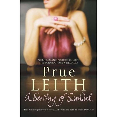 A Serving of Scandal by Prue Leith