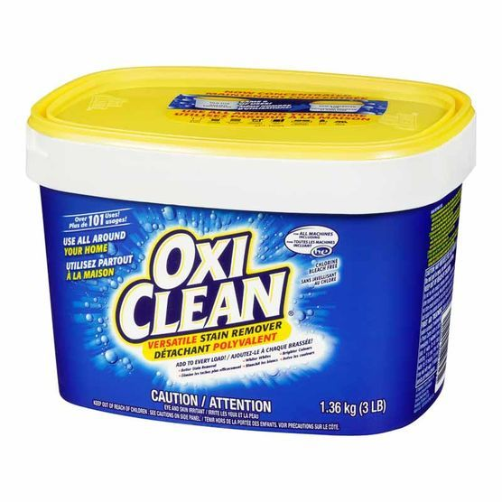 Oxiclean Versatile Stain Remover Powder Reviews In