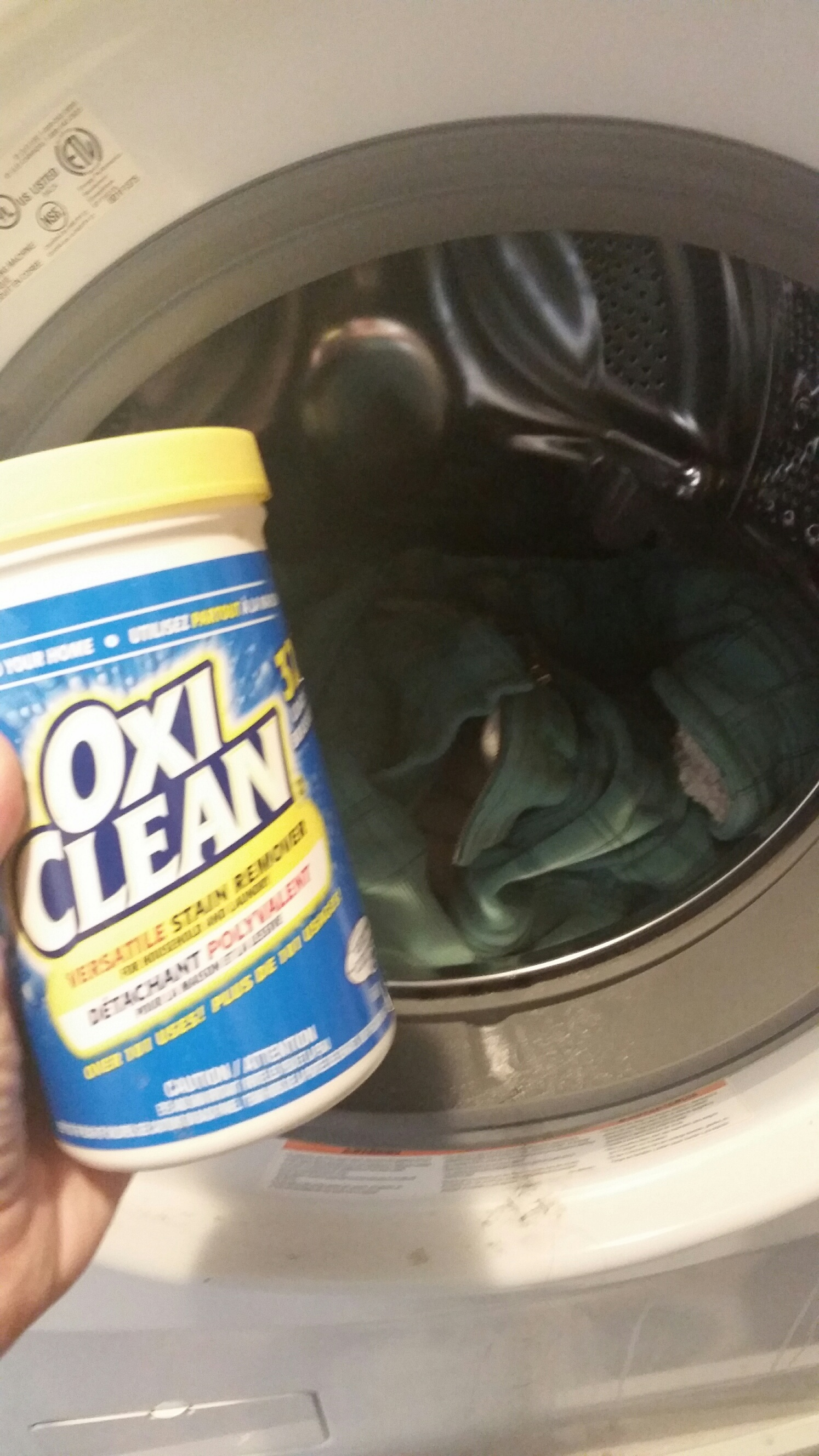 how to make oxiclean powder at home
