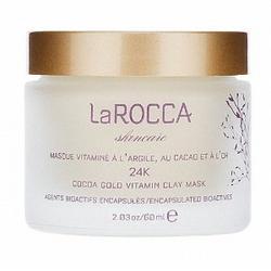 LaROCCA 24K Cocoa Gold Vitamin Mask