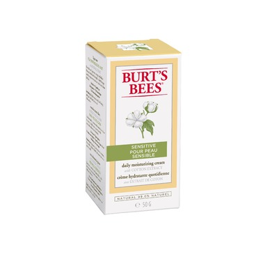 Burt's Bees Sensitive Daily Moisturizer