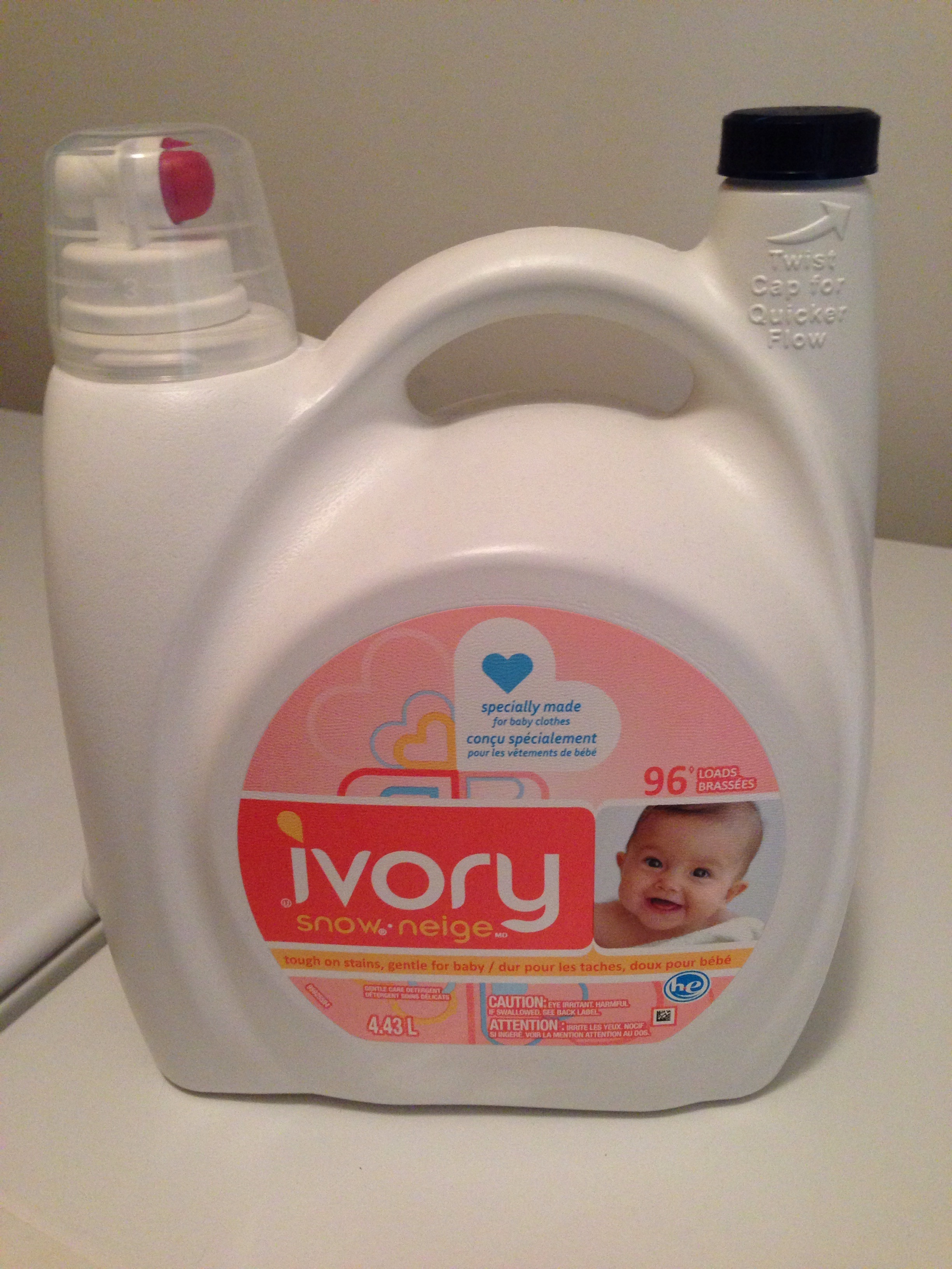 Ivory Snow Laundry Detergent Reviews In Laundry Care
