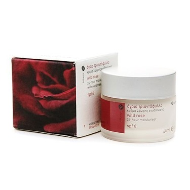 KORRES Wild Rose 24 Hour Moisturizing Cream