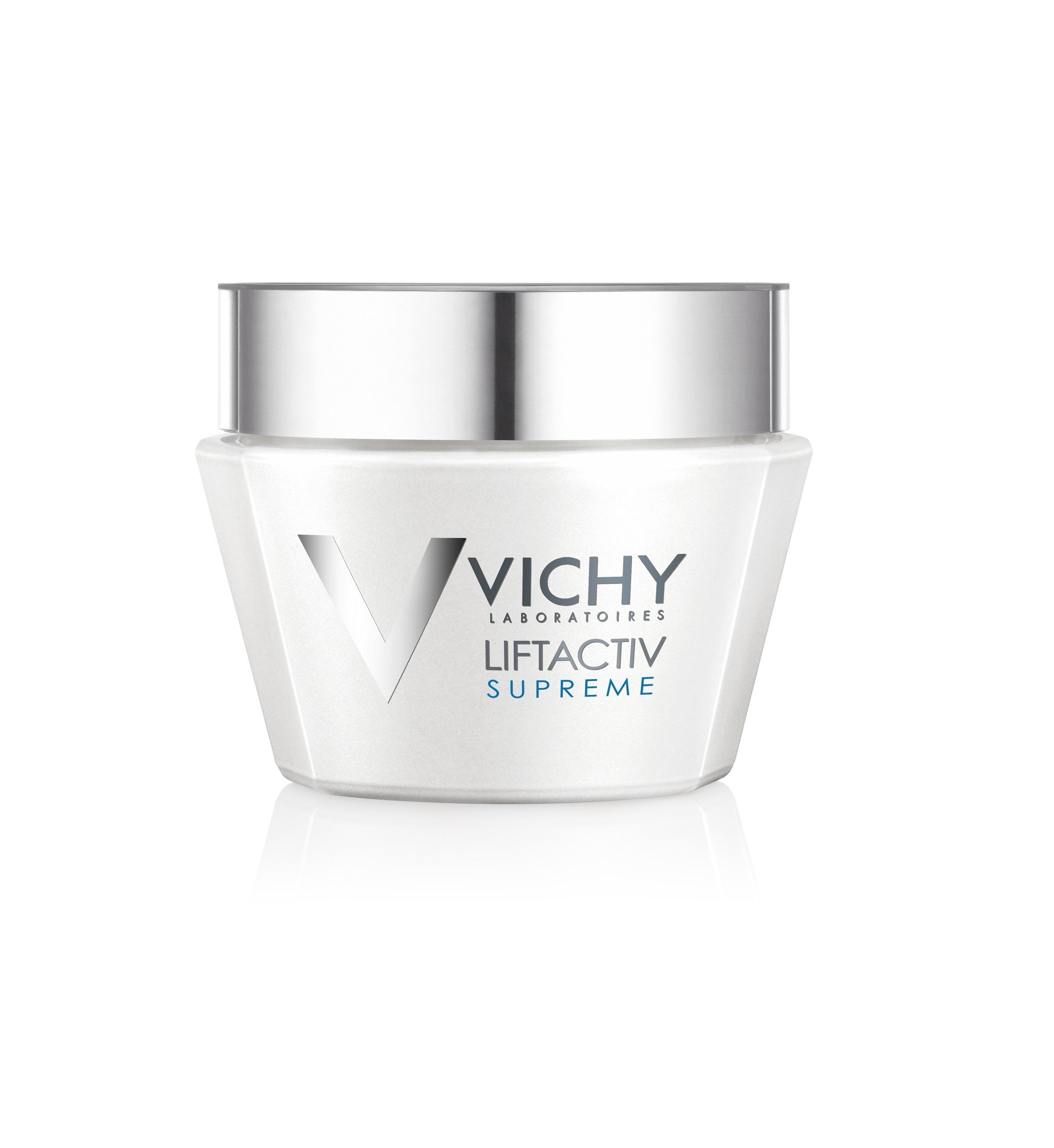 vichy liftactiv supreme day cream reviews in anti age wrinkle cream chickadvisor. Black Bedroom Furniture Sets. Home Design Ideas