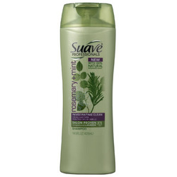 Suave Professionals Rosemary Mint Shampoo and Conditioner