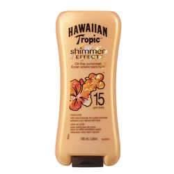 Hawaiian Tropic Shimmer Effect Sunscreen SPF 15