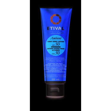 Etival Ambient Light Body Lotion SPF 50