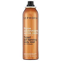 Sephora Tinted Self-Tanning Body Mist