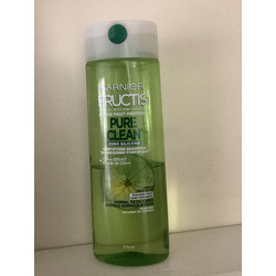 Garnier Fructis Pure Clean Shampoo