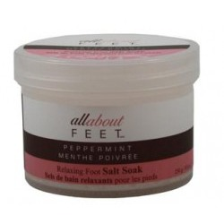 All About Feet Relaxing Foot Salt Soak