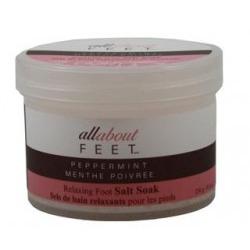 All About Feet Relaxing Foot Salt Soak