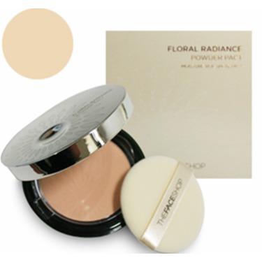 THEFACESHOP Floral Radiance Powder Pact Moisture Veil