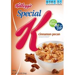 Special K Cinnamon Pecan Cereal