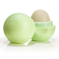eos Organic Sphere Lip Balm in Honeysuckle Honeydew