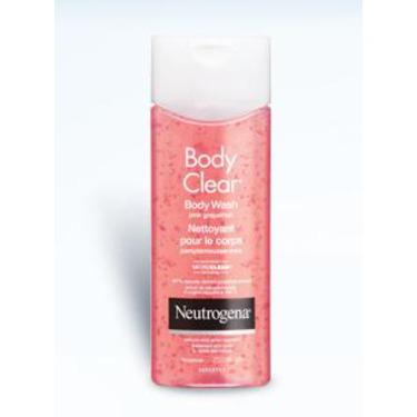 Neutrogena Body Clear Body Wash Pink Grapefruit