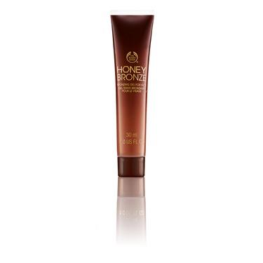 The Body Shop Honey Bronze Face Gel
