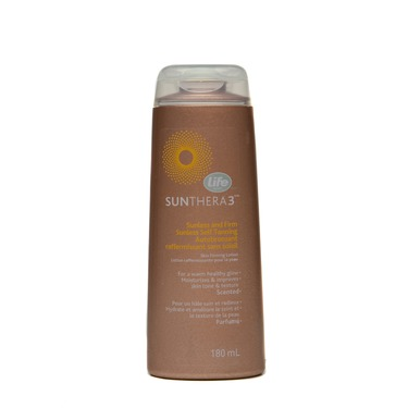 Life Brand Sunthera3 Sunless and Firm Self-Tanning