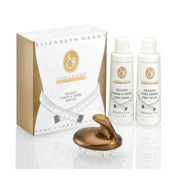 Collagen Firming and Toning Body Kit