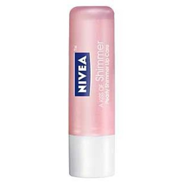 NIVEA A Kiss of Shimmer Lip Balm