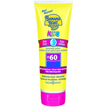 Banana Boat Kids Tear Free SPF 60 Lotion