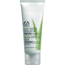 The Body Shop Aloe Gentle Exfoliator for Sensitive Skin